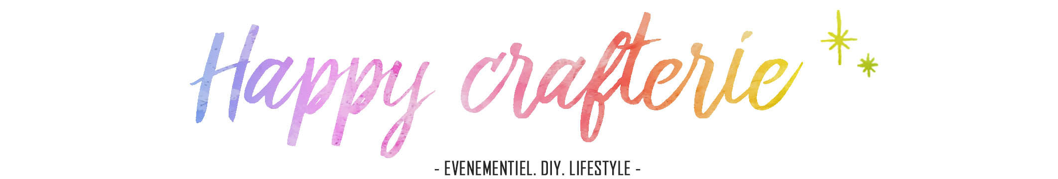 Happy Crafterie – Event & Do it yourself