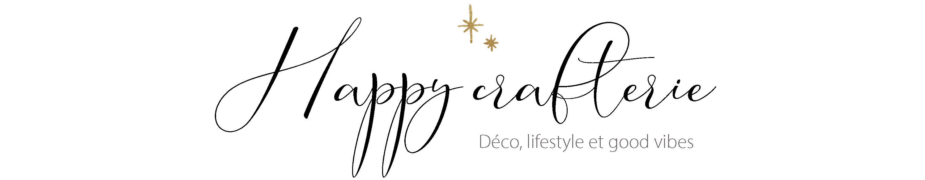 Happy Crafterie – Lifestyle créatif